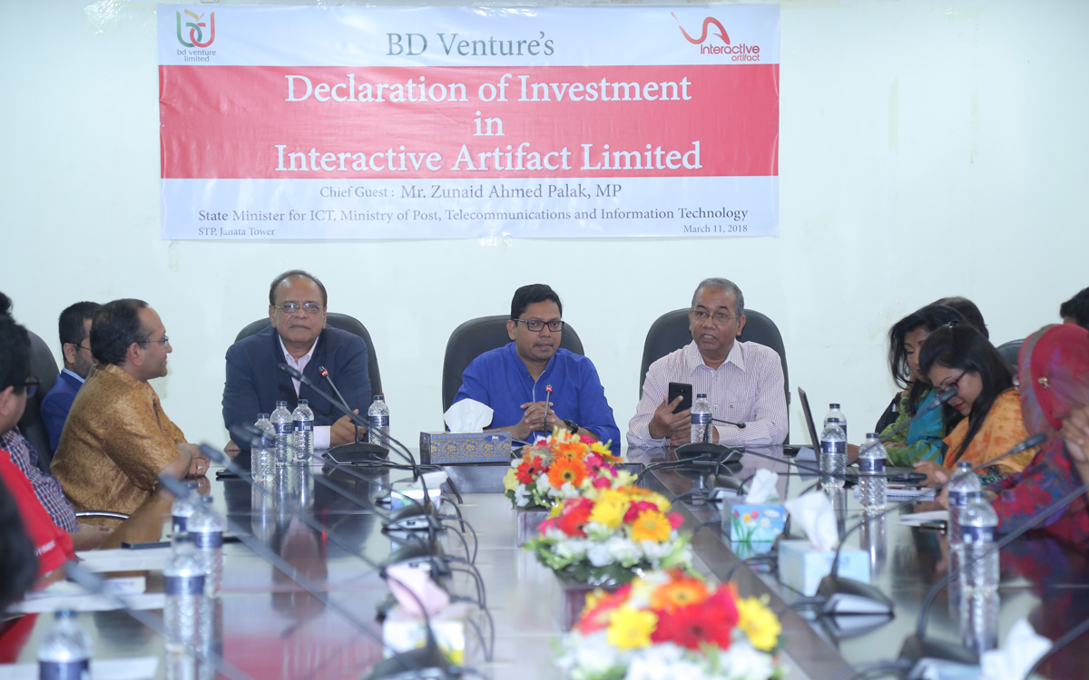 BD Venture Ltd - We invest in your growth